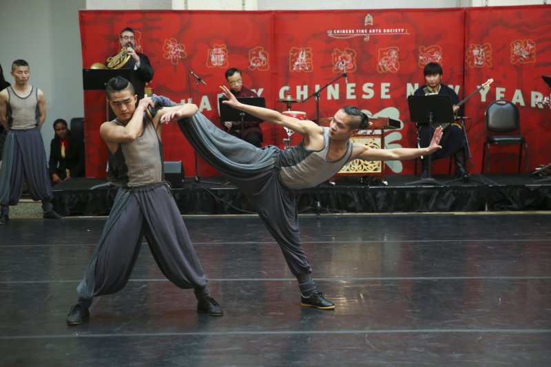 The Chinese New Year Kick Off at the Chicago Cultural Center for the Chinese Fine Arts Society on Monday, February 8, 2016. Photos by Jasmin Shah.