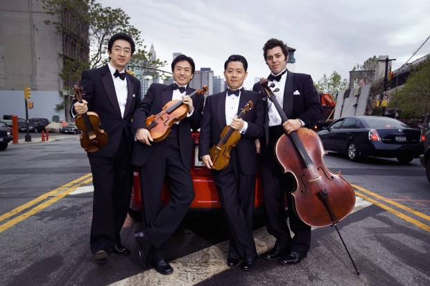 Shanghai Quartet at the Logan Center @ Logan Center for the Arts  | Chicago | Illinois | United States